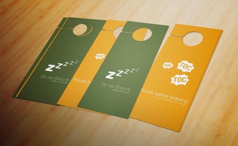 Door hangers best deal graphics printing for 10000 door hangers