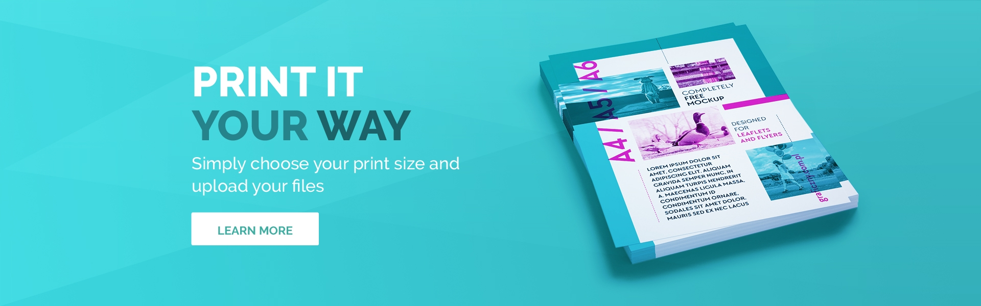 Print it your way