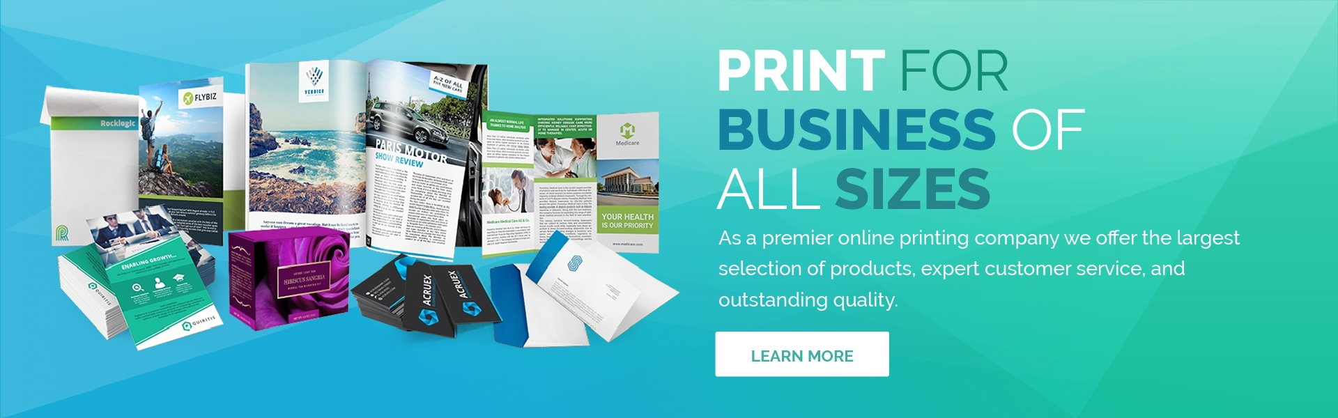 Print for business of all sizes